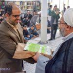 گزارش تصویری از برگزاری اولین جشنواره فرهنگی هنری «بسیج مدرسه عشق» در میبد