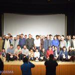 دوازدهمین گردهمایی جبهه فرهنگی انقلاب اسلامی میبد برگزار شد/ تصاویر