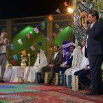 گزارش تصویری از برگزاری جشن ترنم غدیر در میبد