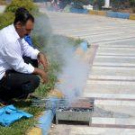 تصاویر: روز طبیعت پارک بهاران میبد