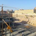 تصاویراختصاصیمیبدما ازپروژهعظیم ساخت صحن حضرتزهرا(س) در نجفاشرف
