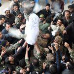 گزارش تصویری میبدما از تشییع باشکوه پیکر مطهر شهید گمنام