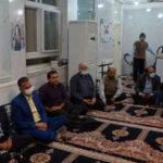📷حضور شهردار و اعضای شورا در خواجه خضر