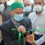 گزارش تصویری از افتتاح ستاد مرکزی حجت الاسلام والمسلمین رئیسی در میبد