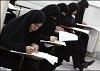 رقابت بیش از ۳۰۰ بانوی طلبه یزدی در آزمون های تخصصی/ مؤسسه آموزش عالی حضرت زهرا(س) میبد در سه رشته ۵۰ طلبه پذیرش می کند