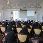 آشنایی بانوان مبلغ میبدی با دوره پودمانی خانواده اسلامی