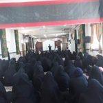 تودیع و معارفه مدیر مرکز تخصصی حوزوی خواهران میبد