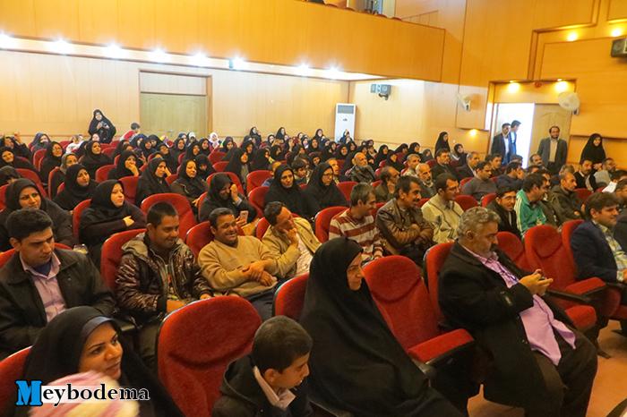گزارش تصویری از برگزاری مراسم جشن به مناسبت روز جهانی معلولین در میبد