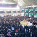 📸گزارش تصویری از مراسم روز عاشورا در شهیدیه