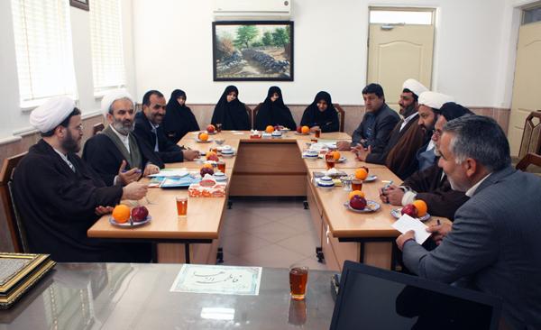 برگزاری جلسه ستاد همکاریهای حوزه علمیه و آموزشپرورش