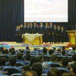 گزارش تصویری از همایش بزرگداشت نهم دیماه در شهرستان میبد