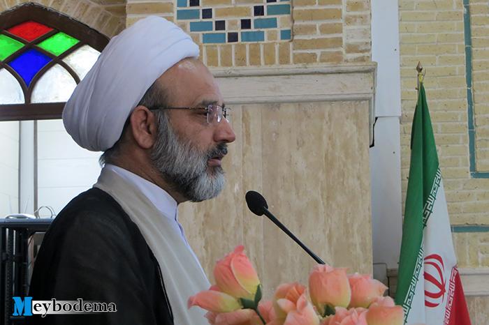 حجت الاسلام محمود کارگر: دشمنان باز هم در قبال ملت ایران اشتباه کردند/ مسئولان باید به مطالبات به حق مردم پاسخگو باشند