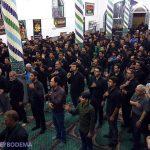 📷 تصاویر/مراسم عزاداری در مسجدامامحسین(ع) اشنیز