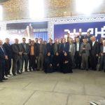 تصاویر/شهرداران تهران از میبد بازدید کردند