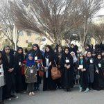 مقام آوری حافظان و قاریان میبدی در استان یزد