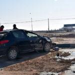 میدانِ حادثه و باز هم سانحه رانندگی! / از قرار معلوم، این برنامه حتماً ادامه دارد!!! + تصاویر