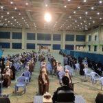 گزارش تصویری از جلسه درس اخلاق آیت الله مدرسی یزدی برای طلاب میبدی