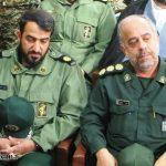 گزارش تصویری از مراسم تودیع و معارفه فرمانده سپاه ناحیه میبد