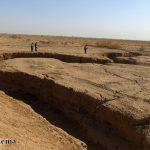 مشاور اداره منابع طبیعی یزد: ۳۰۰۰ هکتار از زمین های میبد، دچار شق و شکاف شده اند/ به هم پیوستگی شکاف های زمین در میبد، خطرناک است