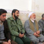 گزارش تصویری دیدار فرماندار و فرمانده سپاه میبد از دو خانواده شهید رکن آباد