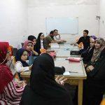 روند برگزاری کلاسهای داستاننویسی در میبد
