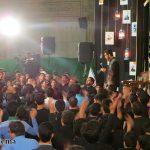 گزارش تصویری از مراسم عزاداری دهه اول فاطمیه در مصلی ایت الله اعرافی