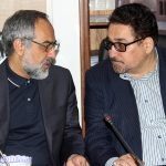 امضاء دکتر کمال دهقانی پای صورتجلسه تقسیم بندی ناعادلانه حوزه های انتخابیه استان و خسارت محضی که نصیب میبد میشود