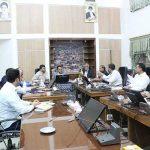 سومین نشست هماهنگی برگزاری جشن زیلو در میبد