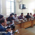 گزارش تصویری از جلسات دیدار فرماندهی سپاه ناحیه و شهردار میبد با اصحاب رسانه