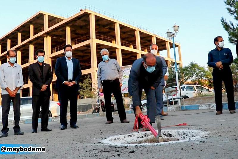 دومین مرکز تخصصی در درمان دیابت در استان یزد، در میبد ساخته می شود+ تصاویر