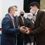 آیین تکریم و معارفه مدیر آموزش و پرورش شهرستان میبد برگزار شد + تصاویر