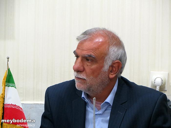 آقای محمود اسدزاده با رای اکثریت اعضای شورای شهر به عنوان شهردار میبد انتخاب شد