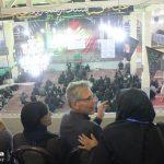 گزارش تصویری بازدید گردشگران خارجی از مراسم عزاداری در میبد