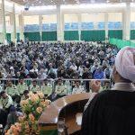 امام جمعه موقت میبد: بازنده اصلی خروج از برجام خود امریکایی ها هستند