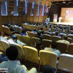 گزارش تصویری از برگزاری نهمین همایش جبهه فرهنگی انقلاب شهرستان میبد