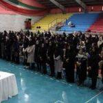 بیمارستان میبد در جشنواره ورزشی بانوان سوم شد
