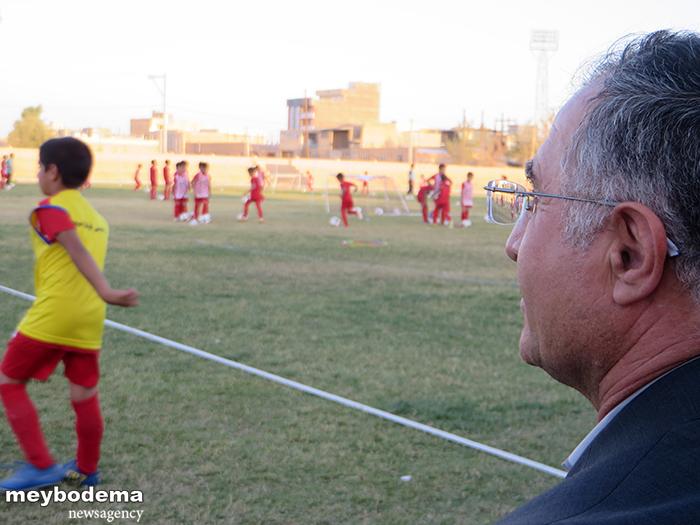 گزارش ویژهی میبدما از حضور مجید جلالی در میبد/ همراه با گزارش تصویری