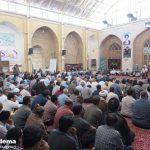 """گزارش تصویری """"میبدما"""" از مراسم سوم """"حاج سیدرضا امامی"""""""