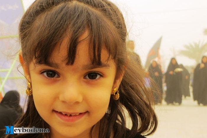 گزارش تصویری از پیاده روی نجف تا کربلا در ایام اربعین/ بخش دوم تصاویر