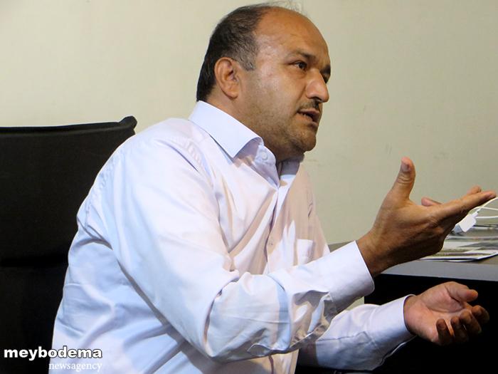 گفتگو با دکتر اصغر کریمی، از معدود کسانی که به زودی در رشته علوم و معارف نهج البلاغه فارغ التحصیل می شود