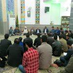 گزارش تصویری و مشروح خبر اولین دیدار مردمی شورای شهر میبد در مسجد ابوالفضلی بیده