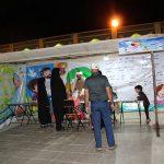 اجرای طرح آرامش بهاری در امامزاده های میبد
