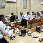 جلسه شورای اداری آموزش و پرورش میبد برگزار شد