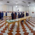 گزارش تصویری از افتتاح نمایشگاه «روی خط زلزله» در میبد