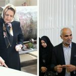 بازدید مشاور بانوان سازمانصنایعکوچک از خانه زیلو