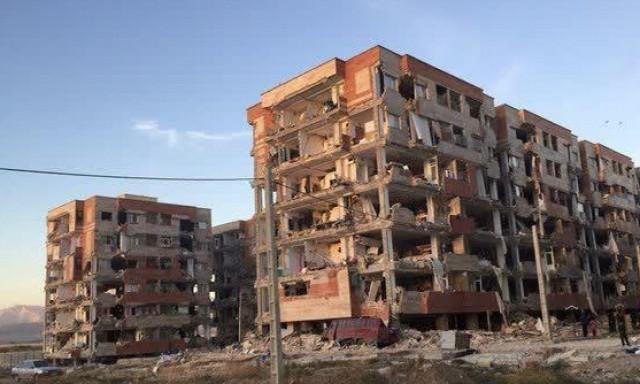 یک مقام دولتی: خبر کشتهشدن ۱۰۰ نفر در مسکن مهر کرمانشاه صحت ندارد