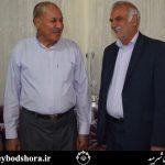 تجلیل شهردار و شورای اسلامی شهر از خیّر میبدی