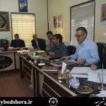 بررسی اجرای طرح کوچه خلاق در شورای شهر میبد