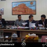 جلسه کمیسیون ماده ۷ شهرداری میبد تشکیل گردید