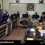 جلسه مشترک شوراهای اسلامی و شهرداران میبد و طبس